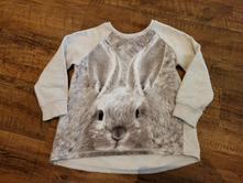 Mikina s králíčkem, next,98