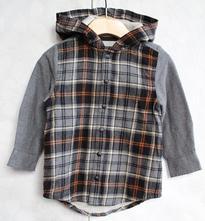 Košile flanelová vel. 18 - 24 m, next,92