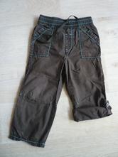Plátěné kalhoty, roll up, next,98