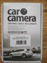 Kamera do auta,