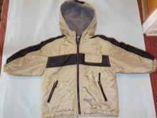 Přechodová bunda s kapucí, 98
