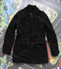 Manšestrový kabát, orsay,l