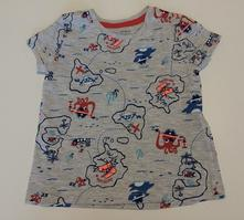 Bavlněné tričko námořnické kr. r., pepco,74
