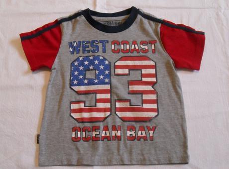 E148chlapecké triko s krátkým rukávem vel. 92-98, terranova,92