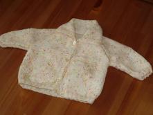 Pletený svetřík, 50
