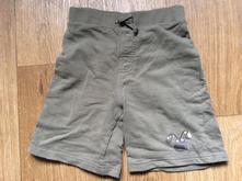 Khaki tepláčkové šortky /kraťasy, george,110