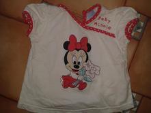 Tričko minnie, disney,74