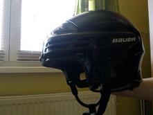 Helma na lední hokej zn.bauer vel.52-57,
