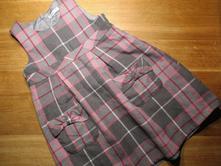 Dívčí šaty, cubus,110