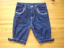 Dívčí riflové capri kalhoty zn. girl2girl vel. 122, girl2girl,122