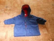 Fleesový kabátek, ladybird,68