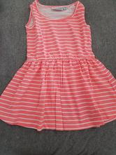 Bavlněné letní šaty 110/116, 110