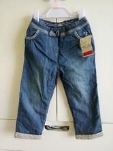 Nové tenké džíny vel. 92 zn. baby club, baby club,92