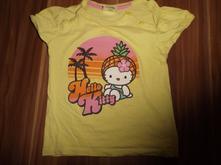 Tričko značky hello kitty vel 86, disney,86