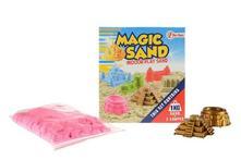 Magický písek 1kg + 2 formičky,