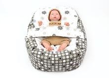 Relaxační vak, pelíšek pro miminko, matýsek,