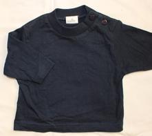 Am38. tmavě modré tričko pro nejmenší, 50