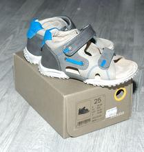 a36f324b9d1 Letní sandále s pevnou patou a zdravotní stélkou