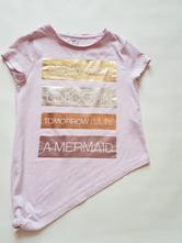 Růžové tričko, f&f,134