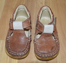 Kožené botičky, 21