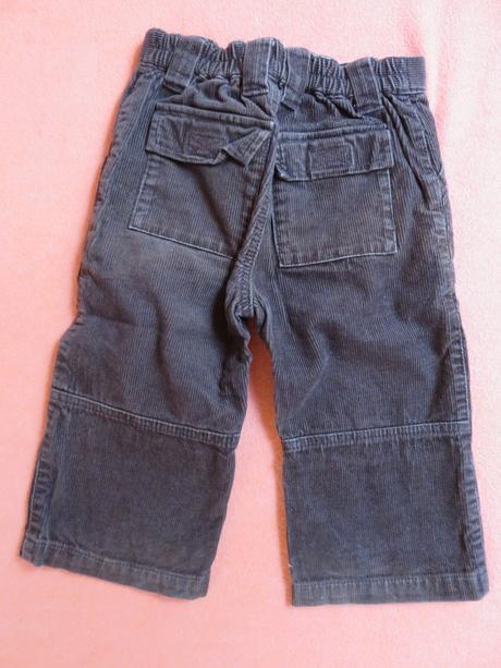 Manžestrové kalhoty, 92