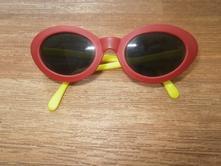 Dětské plastové sluneční brýle ,