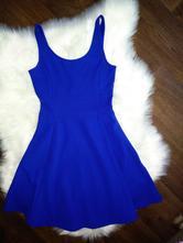 bcfa815f3441 Šaty   Tyrkysově modrá - Dětský bazar