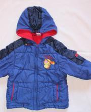 Ab10. podzimní/zimní bunda s tygrem, bhs,86