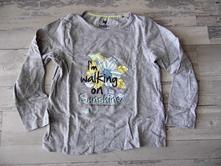 Bavlněné triko s obrázkem, lupilu,110