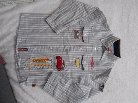 Košile disney mcqueen v.110, disney,110