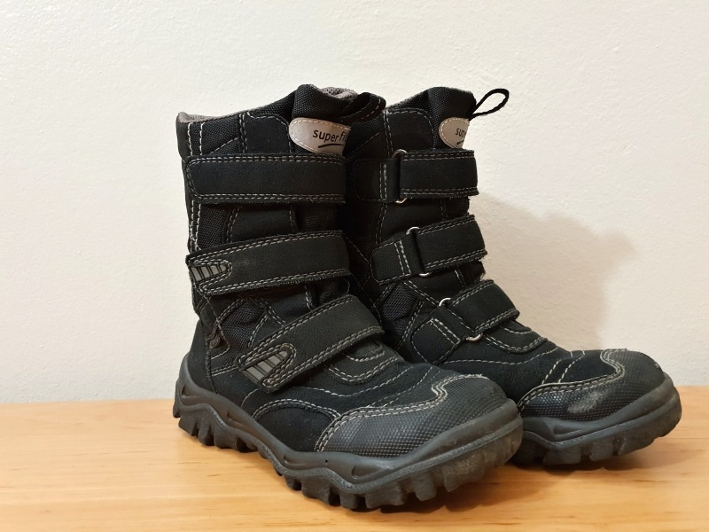 Dětské zimní boty superfit (goretex) ff88598dfd