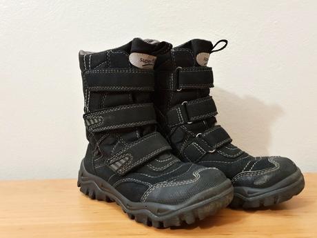 Dětské zimní boty superfit (goretex) 36648e780f