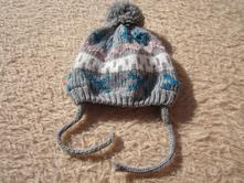 Zateplený zimní kulich - nenošený, lupilu,80