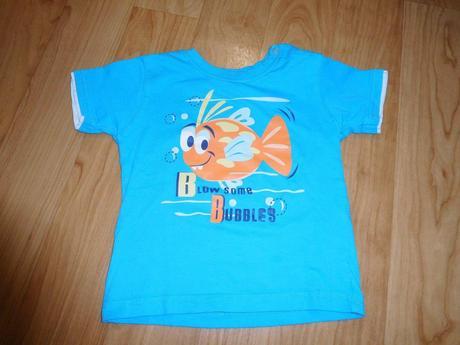 Dl 43 - tričko kik, kik,86