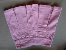 Růžová manžestrová sukýnka next, next,98