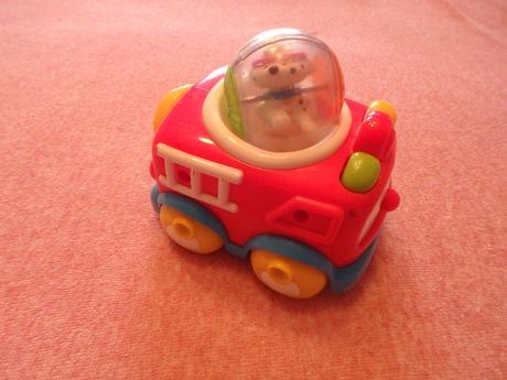 Hasické auto, autíčko pro nejmenší,