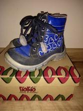 Zimní boty s membránou, 25
