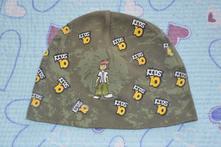 Bavlněná přechodová čepice, 92