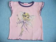 Bavlněné tričko s krátkým rukávem, dopodopo,98