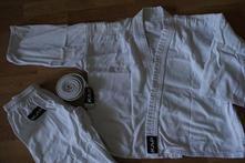 Kimono na judo - set vel. 1/140 (9-10let),