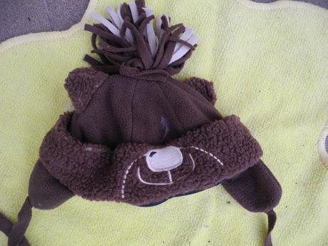 Fleesová čepice, 80
