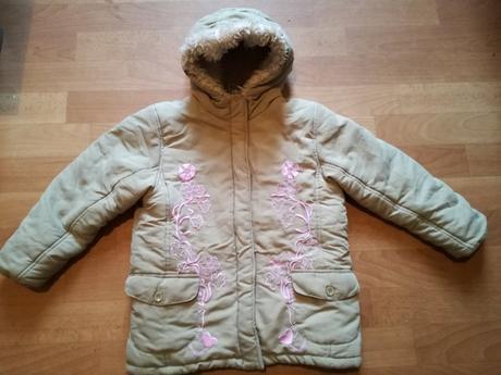 Zimní bunda, zn. topolino, topolino,122
