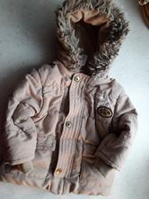 Zimní bunda, c&a,80