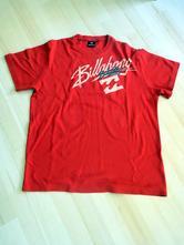 Pánské červené tričko billabong, billabong,l