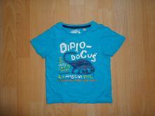 Modré tričko, c&a,92