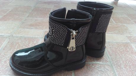 Luxusní zimní boty-kozačky, 25