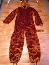 Karnevalový kostým -tygr vel m/l, l