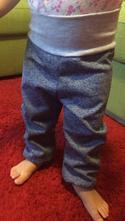 Softshellové kalhoty, 86 / 92