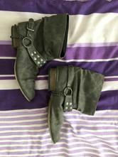 Kotnikove boty, baťa,37