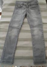 Šedé kalhoty č. 1, zara,122